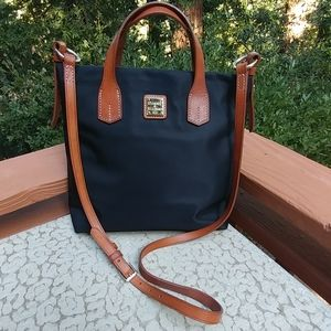 Dooney & Bourke Nylon Black Crossbody